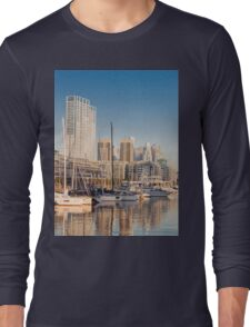 Puerto Madero - Buenos Aires (Argentine) bis Long Sleeve T-Shirt