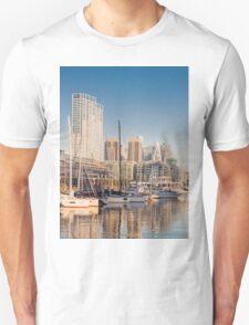 Puerto Madero - Buenos Aires (Argentine) bis Unisex T-Shirt