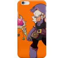 Original Character Noricha the Witch Design iPhone Case/Skin