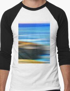 Last Ocean To Cross Men's Baseball ¾ T-Shirt