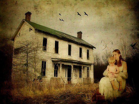 Coming Home... by Carol Knudsen