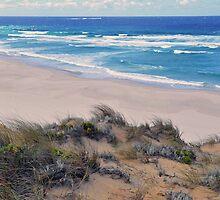 Mandalay beach - SW Australia by Sabrina How