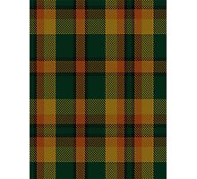 00336 Londonderry County District Tartan  Photographic Print