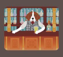 Beagle Beer Pub One Piece - Short Sleeve