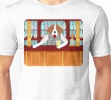 Beagle Beer Pub Unisex T-Shirt