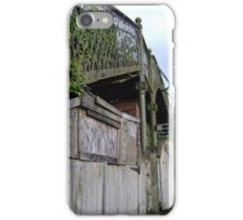 bridge over a.. shed? iPhone Case/Skin