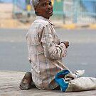Not What He Seems, New Delhi, India by RIYAZ POCKETWALA