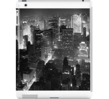 Sleepless In Manhattan iPad Case/Skin