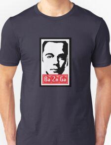 Sheldon Has A Giants T-Shirt
