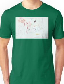 Willow Watched at the Back Fence Unisex T-Shirt