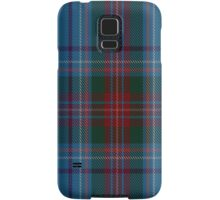 00339 Louth County District Tartan Samsung Galaxy Case/Skin