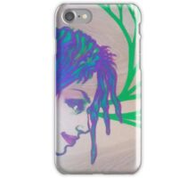 Green Branches iPhone Case/Skin