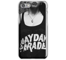 Mayday Parade Tee iPhone Case/Skin