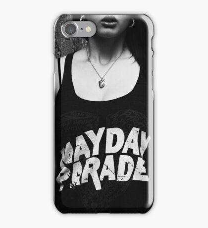 Mayday Parade Tee iPhone Case/Skin