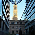 Brisbane City Hall by Rees Pearse