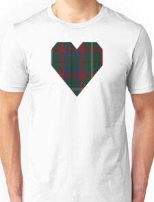 00341 Mayo County District Tartan Unisex T-Shirt