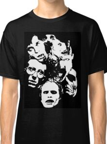 Zombie Icons Classic T-Shirt