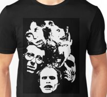 Zombie Icons Unisex T-Shirt