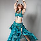 Belly Dancer by Greg Desiatov