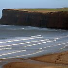 Saltburn Beach by GreenPeak