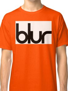 Blur Band  Classic T-Shirt
