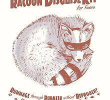 The Raccoon Disguise Kit for Foxes by Lee Bretschneider