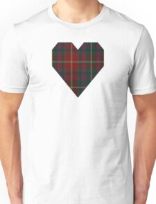00343 Meath County District Tartan  Unisex T-Shirt