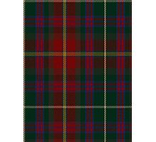 00343 Meath County District Tartan  Photographic Print