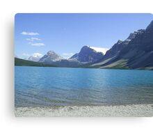 Banff, Alberta, Canada Canvas Print