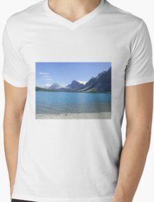 Banff, Alberta, Canada Mens V-Neck T-Shirt