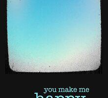 you make me happy..  by kasiabear