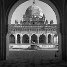 Ibrahim Roza, Bijapur by Syd Winer