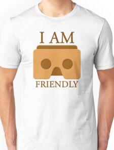 Google Cardboard - virtual reality Unisex T-Shirt