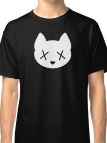 Dead Cat White Classic T-Shirt