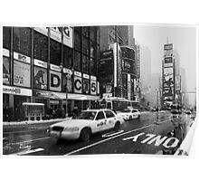 Broadway Poster