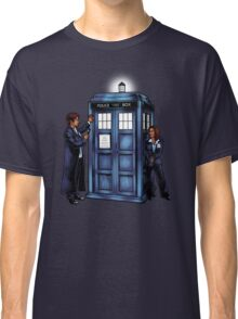 The Agents have the Phone Box Classic T-Shirt