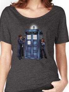 The Agents have the Phone Box Women's Relaxed Fit T-Shirt
