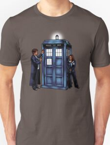 The Agents have the Phone Box Unisex T-Shirt