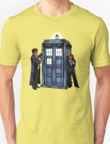 The Agents have the Phone Box T-Shirt