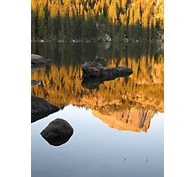 Reflection Photographic Print