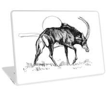 Sable antelope Laptop Skin