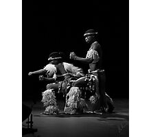 Memeza Zulu Dancers Photographic Print