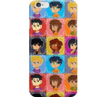 Demigods Pattern iPhone Case/Skin