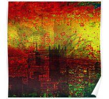 Metropolis colors Poster