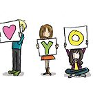 Card Design: Kids: I Heart You by Kirsty Mordaunt