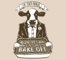 4/20 Vegan Mac and Cheese Bake Off T-Shirt