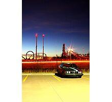 BMW OKC Photographic Print