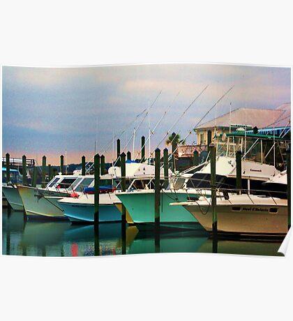Murrells Inlet South Carolina Poster