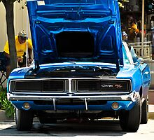 Blue Charger II by Jeanie93