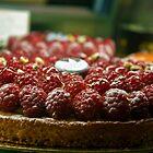 Raspberry Cake :) by FoodMaster